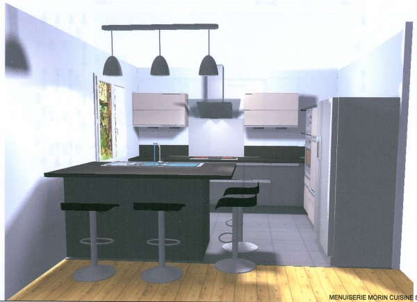 Archive ao t 2008 la grande maison sur le plateau for Table de cuisine coulissante