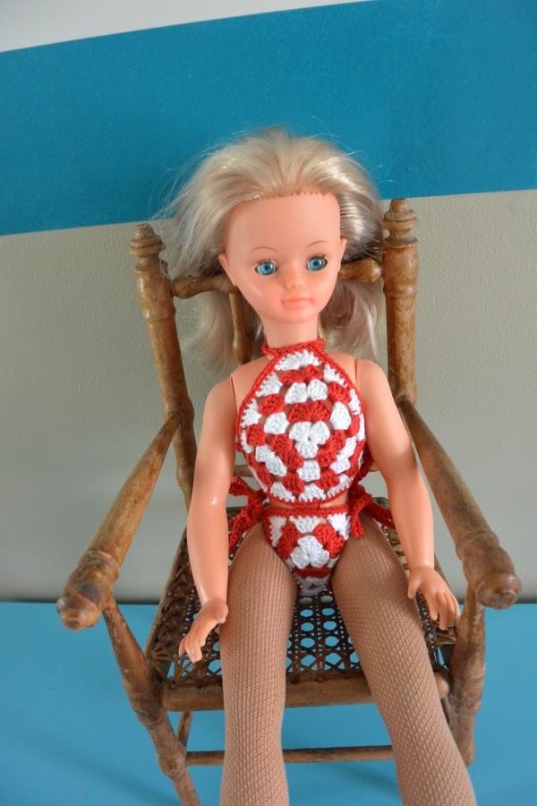 maillot de bain crochet cathy cathie bella