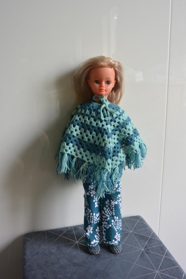 poncho crochet cathy cathie bella