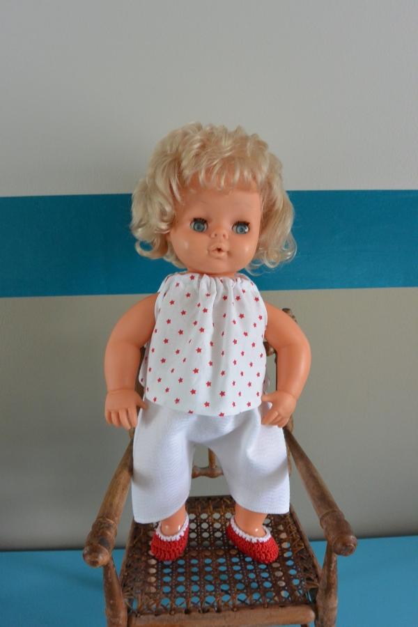 Tunique pantalon ballerine Tinnie